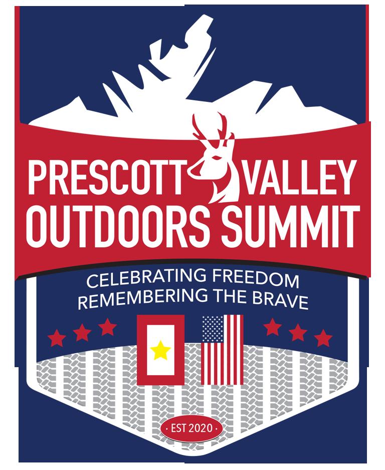 Prescott Valley Outdoors Summit Logo