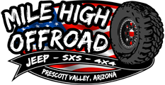 Mile High Offroad Logo