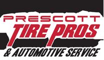 Prescott Tire Pros Logo
