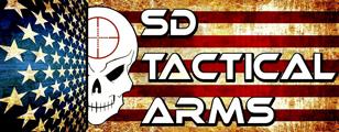 SD Tactical Arms Logo